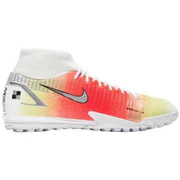 Nike Multinocken-SohleMERCURIAL DREAM SPEED SUPERFLY 8 ACADEMY TF - CV0952-118 weiß