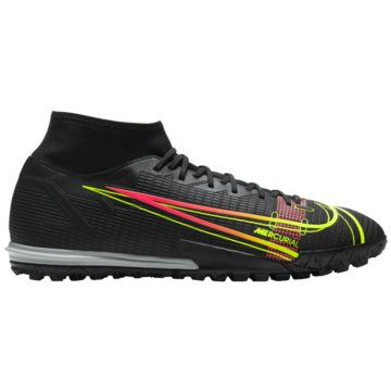 Nike Multinocken-SohleMERCURIAL SUPERFLY 8 ACADEMY TF - CV0953-090 schwarz