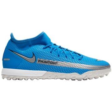 Nike Multinocken-SohlePHANTOM GT ACADEMY DYNAMIC FIT TF - CW6666-400 blau