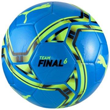 Puma FußbälleTEAMFINAL 216 MS BALL - 83311 blau