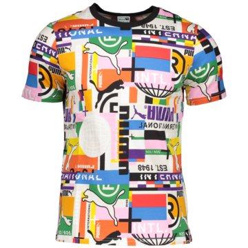 Puma T-Shirts INTL TEE - 599791 weiß