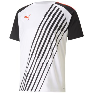 Puma T-ShirtsTEAMLIGA GRAPHIC JERSEY - 657217 weiß