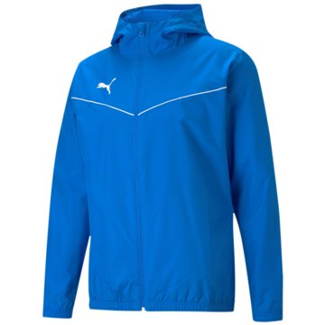 Puma ÜbergangsjackenTEAMRISE ALL WEATHER JACKE - 657396 blau