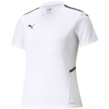 Puma T-ShirtsTEAMCUP JERSEY JR - 704387 weiß