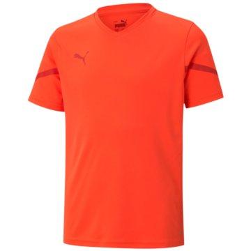 Puma T-ShirtsTEAMFLASH JERSEY JR - 704395 rot