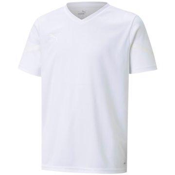 Puma T-ShirtsTEAMFLASH JERSEY JR - 704395 weiß