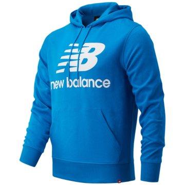 New Balance T-ShirtsESSE ST LOGO POHO - MT03558_WAB blau
