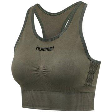 Hummel Sport-BHsFIRST SEAMLESS BRA WOMEN - 202647 lila