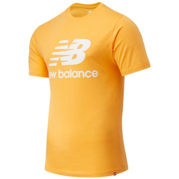 New Balance T-ShirtsESSE ST LOGO T - MT01575_HAB orange