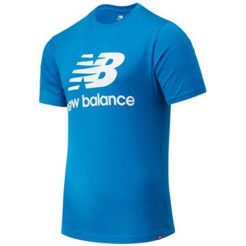 New Balance T-ShirtsESSE ST LOGO T - MT01575_WAB blau