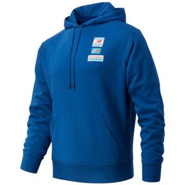 New Balance T-ShirtsNB ESS FLDHOOD - MT11514_CNB schwarz