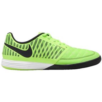 Nike Hallen-SohleLUNAR GATO II IC - 580456-301 grün