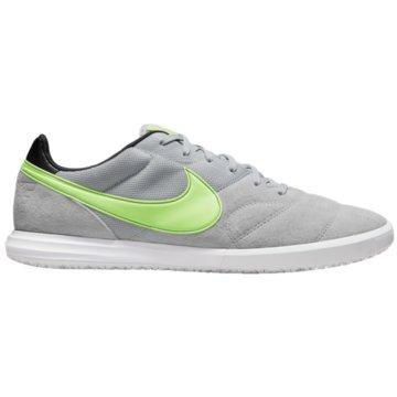 Nike Hallen-SohlePREMIER 2 SALA IC - AV3153-012 grau