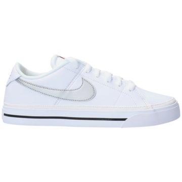 Nike Sneaker LowCOURT LEGACY - CU4149-103 weiß