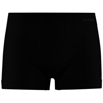Falke BoxershortsWOOL-TECH LIGHT HERREN BOXER - 33232 schwarz