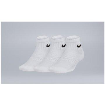 Nike Füßlinge & SneakersockenEVERYDAY - SX6844-100 weiß