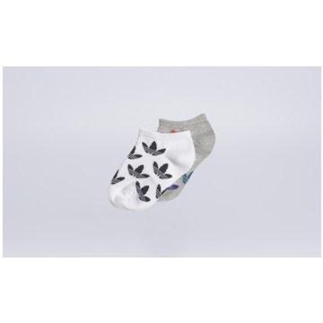 adidas Füßlinge & Sneakersocken weiß