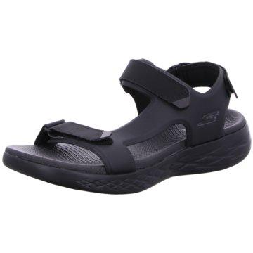 Skechers Bequeme Sandalen schwarz