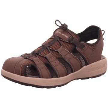 Skechers Komfort Schuh braun