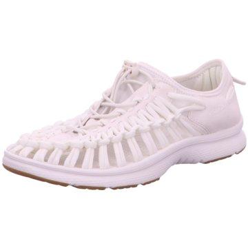 Keen Outdoor Schuh weiß