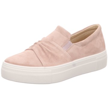 Legero Plateau Slipper rosa