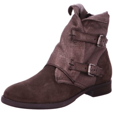 030 berlin Biker Boot braun