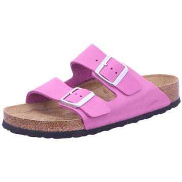 Birkenstock Klassische PantoletteArizona SFB pink