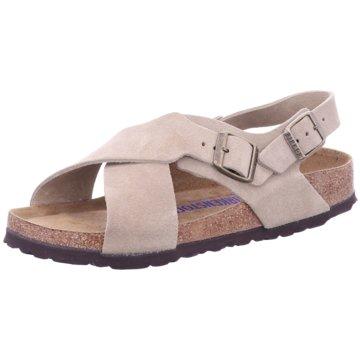 Birkenstock SandaleTulum SFB[Fersenriem beige