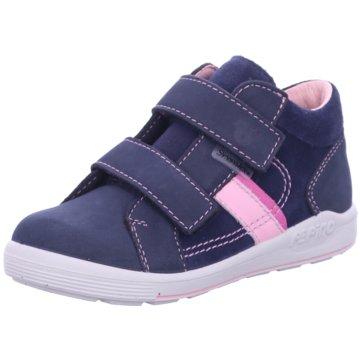 Ricosta Kleinkinder MädchenSneaker blau