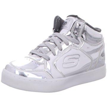 Skechers Sneaker High silber