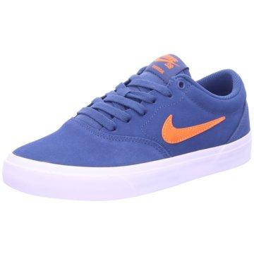 Nike Sneaker LowNike SB Charge Suede Skate Shoe - CT3463-402 blau