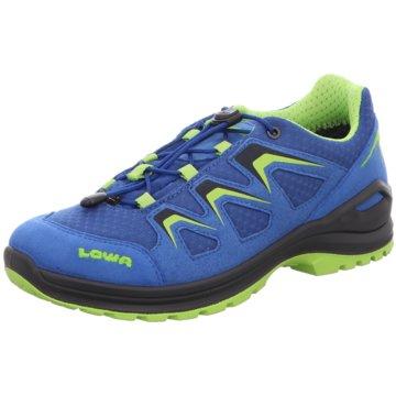 LOWA Wander- & BergschuhINNOX EVO GTX LO JUNIOR - 340128 blau
