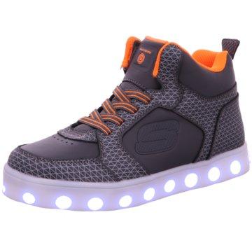 Skechers Sneaker High grau