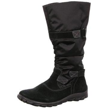 Ricosta Komfort Stiefel schwarz