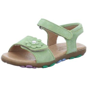 Micio Offene Schuhe grün