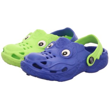 Clocharme Offene Schuhe blau