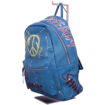 Meier Lederwaren Taschen blau