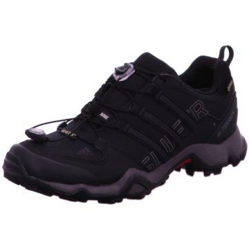 adidas TrailrunningTerrex Swift R GTX Damen Outdoorschuhe Trail-Running schwarz schwarz