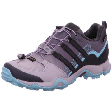 adidas Outdoor SchuhTerrex Swift R GTX Damen Outdoorschuhe Trail-Running grau blau grau