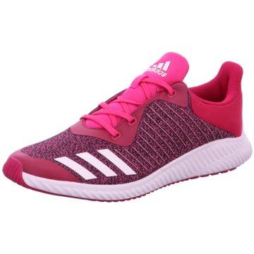 adidas LaufschuhFortaRun K pink