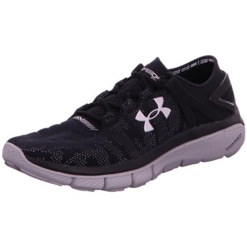 Under Armour Trainingsschuhe schwarz
