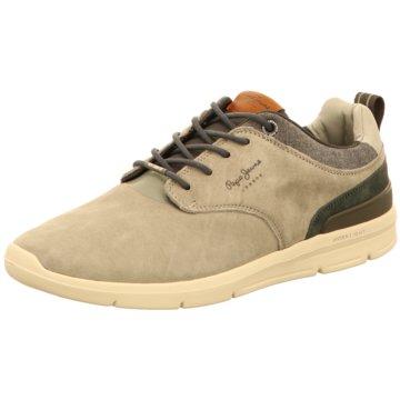 Pepe Jeans Sneaker Low grau