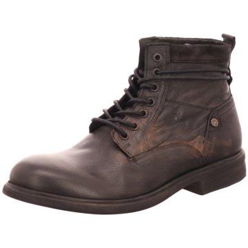 Coxx Borba Komfort Stiefel schwarz