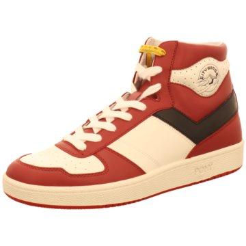 Pony Sneaker High rot