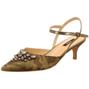 Zinda Top Trends Sandaletten oliv