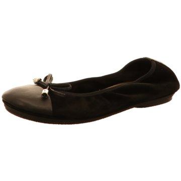 Tine's Klassischer Ballerina schwarz