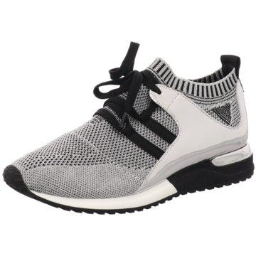 La Strada Sneaker LowKnitted Sneaker weiß