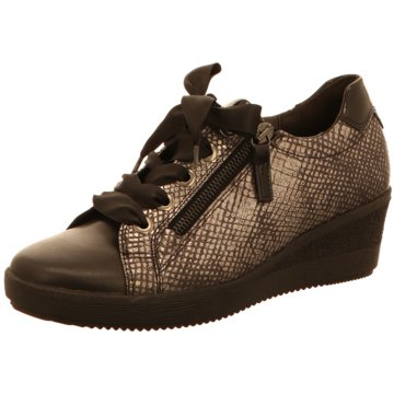 Gabor Sneaker Wedges braun