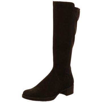 Hartjes Klassischer Stiefel schwarz