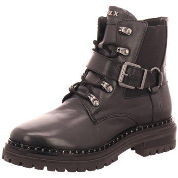 MEXX Boots schwarz